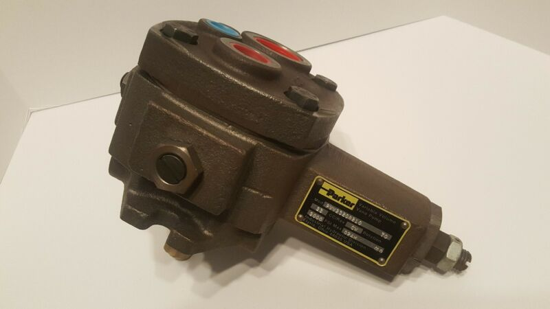 Parker PVV2320R2-10 Variable Volume Vane Pump, 23 CC, CW Rotation, 2000 PSI