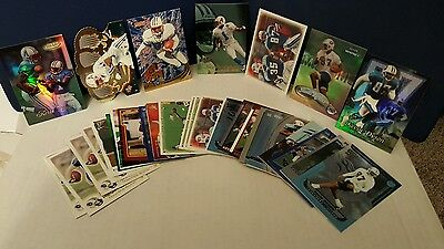 35 Card KEVIN DYSON Lot - Oilers/Titans