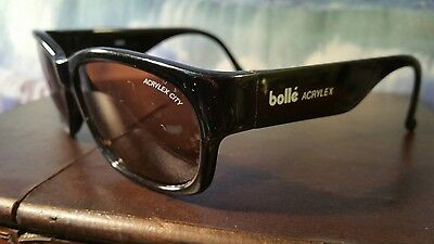 Bolle Acrylex French made 485 Sunglasses. (French Made Sunglasses)