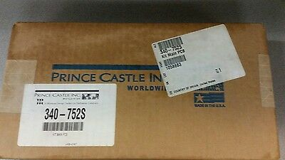 Prince Castle Main Pcb Kit Pn 340-752s