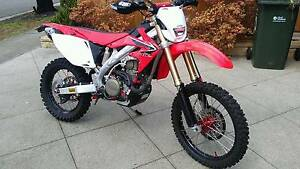 Honda CRF450X 08 South Morang Whittlesea Area Preview