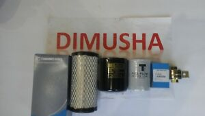 Genuine New 4 filters Maintenance Kit for Thermo King Tripac APU