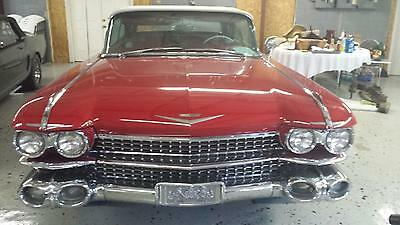 1959 Cadillac Other  1959 Cadillac Series 62