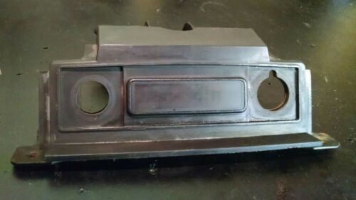2001 polaris explorer 300 250 dash lights and bracket
