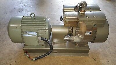 Industrial Vacuum Pump 3 Phase 2.2kw Induction Motor