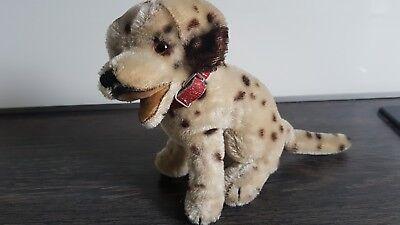 Hund, Dalmatiner, sitzend von Steiff ohne ID