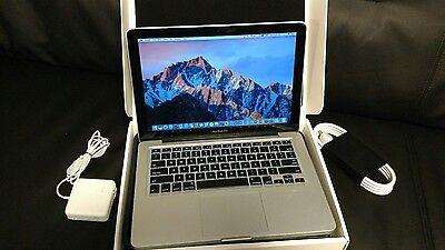 """Apple MacBook Pro13"""" New 1TB SSHD FireCuda/ Intel i5 /New 16GB RAM/ Warranty!"""