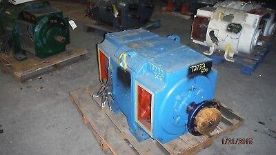 125 Hp Dc Reliance Electric Motor 850 Rpm B506atz Frame Dpfv 500 V
