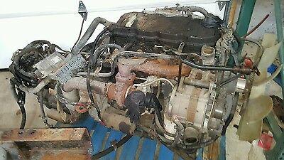Cummins 4Bt 3 9 Turbo Diesel Engine Common Rail Cpl 2938 With Allison