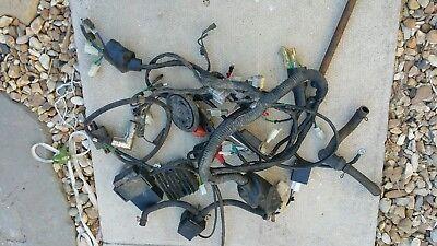 Genmoto xr2 125cc wiring loom, cdi, coil, regulator etc may split