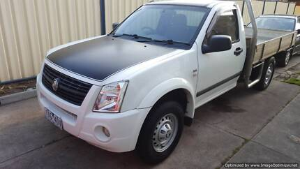 2007 Holden Rodeo Ute + Low Kms + RWC Bentleigh Glen Eira Area Preview