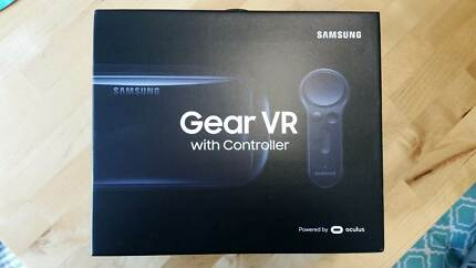 Samung Gear VR with Controller- Brand New Unopened