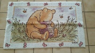 Classic Pooh Nursery Rug