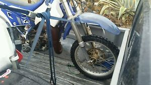 1999 Yamaha YZ 80 Complete Front Forks