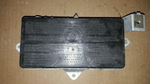 Seiten Airbag Sicherheitsmodul 1688600205 vorne rechts Mercedes W168 A-Klasse
