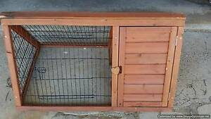 Timber A Framed Cage / Hutch for Guinea Pigs, Chickens, etc Innisfail Cassowary Coast Preview