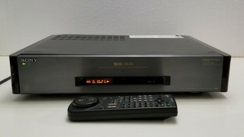 SONY SLV-R5UC S-VHS Hi-FI