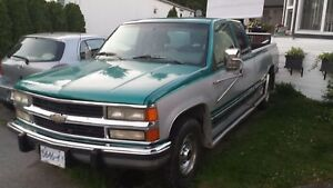1994 Chevy 2500 Silverado extra cab long box