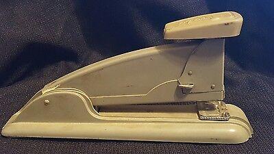Vintage Swingline Industrial Stapler Gray Retro
