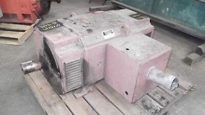 100 HP DC Reliance Electric Motor, 515 RPM, BO409ATZ Frame, DPFV, 230 V