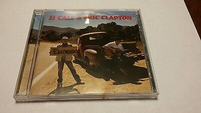 JJ CALE & ERIC CLAPTON MUSIC CD THE ROAD TO