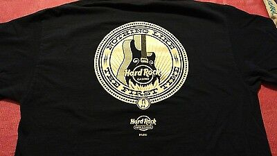 Hard Rock Cafe Casino Biloxi Nothing Like The First Time TShirt Men's XL