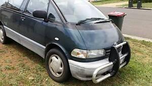 1995 Toyota Tarago Wagon Oxley Vale Tamworth City Preview