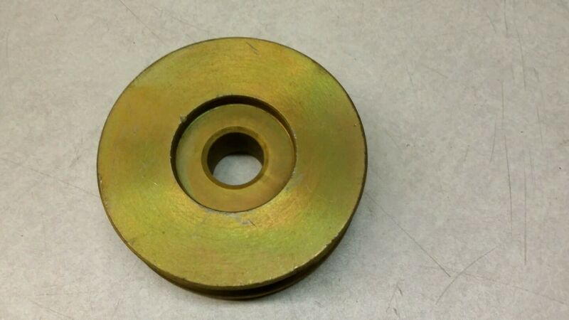 Hyster Forklift 135382 Steel Pulley Free Shipping Genuine