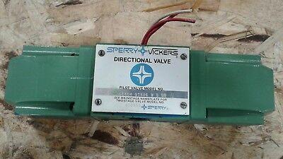 Vickers Directional Valve Dg4s40133cwb50 1352kw