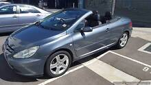 Auto + Peugeot 307 Convertible + RWC + Long Rego + Low Kms Bentleigh Glen Eira Area Preview
