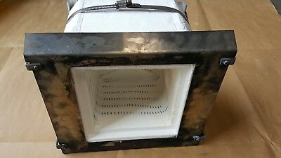 Whip Mix Intratech Apollo Ii Burnout Furnace Oven Muffle And Thermocouple Used
