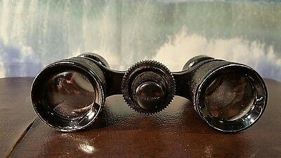 Stesco Minimus Opera Mini Binoculars Vintage France