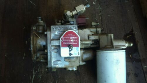 Cummins 855 Big Cam 3 400 Fuel Pump Kenworth Peterbilt