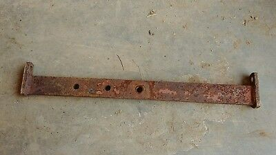 Farmall A Tractor Original Ih Horseshoe Drawbar Swinging Drawbar Anchor Brace