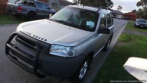 2002 Land Rover Freelander Wagon RWC ready Carrum Downs Frankston Area Preview