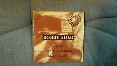 BOBBY SOLO - LAURA. NOTTE A SIVIGLIA. MANI PULITE. PROMO