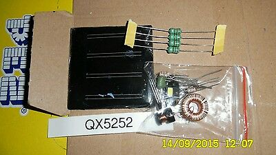 Qx5252 yx8018 solar garden light DIY kit