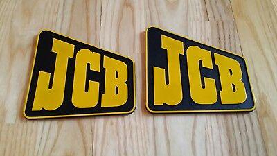 JCB Badges