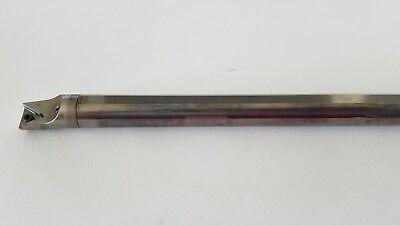 New Sandvik Solid Carbide Boring Bar.500 Shank .623 Min Bore C08r-stfcr-2c