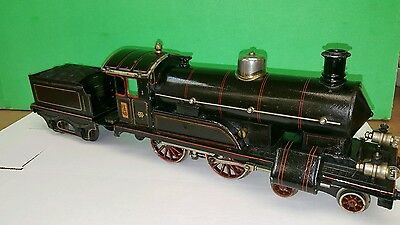 BING 1 GA.  GERMAN OUTLINE ATLANTIC STYLE STEAM LOCO & MARKLIN TENDER