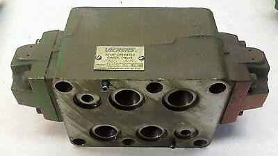 Vickers DCPC 06 AB51 Pilot Operated Check Valve