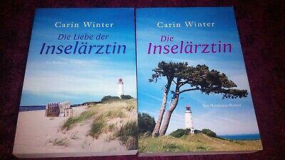 Carin Winter Bücher. 2 HIDDENSEE Romane