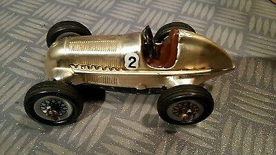 Schuco Studio 1050 - Mercedes-Benz Silberpfeil - USA Patent