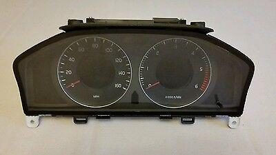 Volvo S80 Instrument Cluster - Speedometer - Fuel Gauge - Dials - 30786056AA
