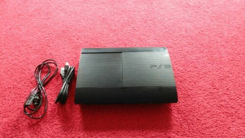 Playstation 3 - Sony PlayStation 3 ps3 Super Slim 500gb with free games - 30 day warranty