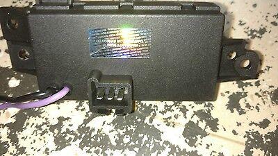 2003-06  HUMMER H2 BLOWER MOTOR RESISTOR CONTROL MODULE NEW AFTERMARKET