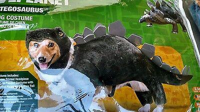 Animal Planet Stegosaurus dog costume small new](Stegosaurus Costume)