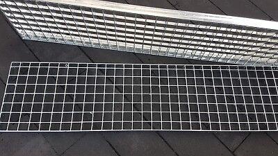 Industrie Gitterrost 250x1000 MW30/30 Tragstab 30/2 mm,befahrbar,Rinnenrost