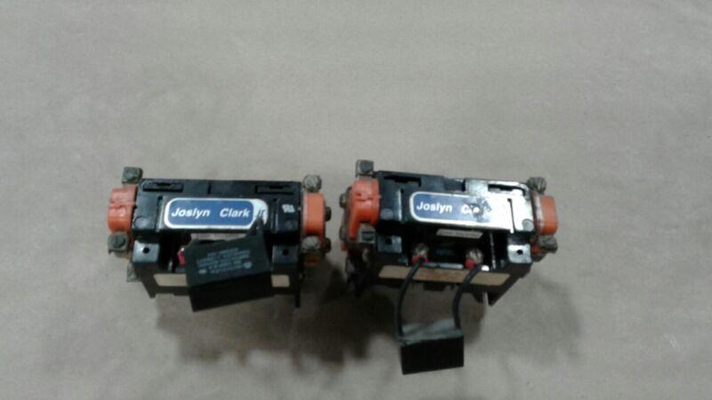 Reliance 78090-50R  Motor Contactor Starter 40 Amp 600 Volt DC #041C6