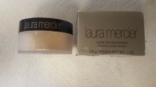 NIB Laura Mercier No 1 Loose Setting Face Powder Translucent